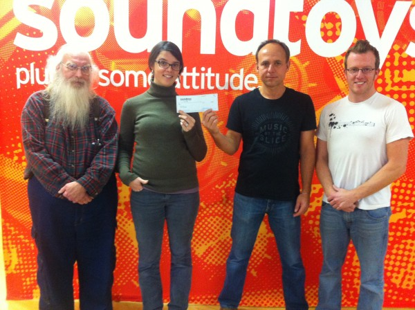 Soundtoys Storm Relief Donation